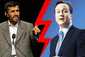 Στο ναδίρ οι σχέσεις Βρετανίας-Ιράν
