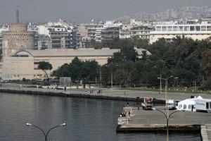 Τραυματίστηκε ναυτικός στο λιμάνι της Θεσσαλονίκης