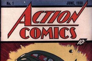«Χρυσό» πουλήθηκε το πρώτο τεύχος κόμικ του Σούπερμαν