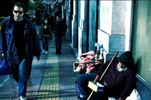 Έκτακτα μέτρα για τους άστεγους στην Αθήνα