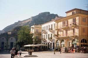 Ξεκίνησε η ανάπλαση της παλιάς πόλης στο Ναύπλιο