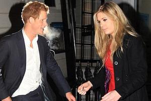 Ο πρίγκιπας Χάρι στο ίδιο club με την πρώην του