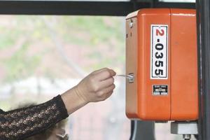 Οδηγός προμήθευε επιβάτες με ακυρωμένα εισιτήρια