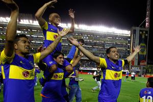 Το πρωτάθλημα της Αργεντινής στη Nova