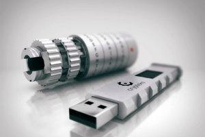 Ένα USB stick εμπνευσμένο από τον Dan Brown