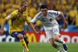 Φιλικό με την Ελλάδα θέλει η Σουηδία