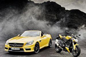 Συνεργασία AMG και Ducati