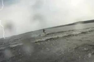 Κεραυνός σκότωσε ψαρά στον Αμβρακικό Κόλπο