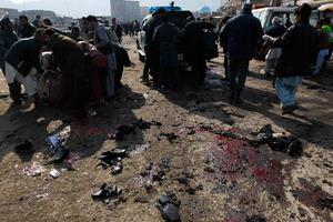 Διπλό χτύπημα στο Αφγανιστάν