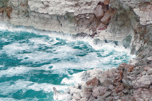 Ιζήματα αποκαλύπτουν πότε «πέθανε» η Νεκρά Θάλασσα