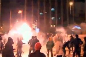 Επεισόδια στη Μόσχα με εικόνες... από την Αθήνα