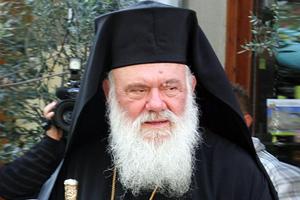 Στήριξη στον Εφραίμ από την Αρχιεπισκοπή Αθηνών