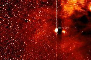 Το αντικείμενο που κατέγραψε η NASA δίπλα στον Ερμή