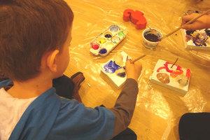 Δεινόσαυροι και ρομπότ στο Παιδικό Μουσείο