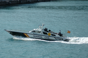 Σύγκρουση πλοίων στον Βισκαϊκό Κόλπο