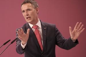 «Η Ρωσία συνεχίζει να αποσταθεροποιεί την Ουκρανία»