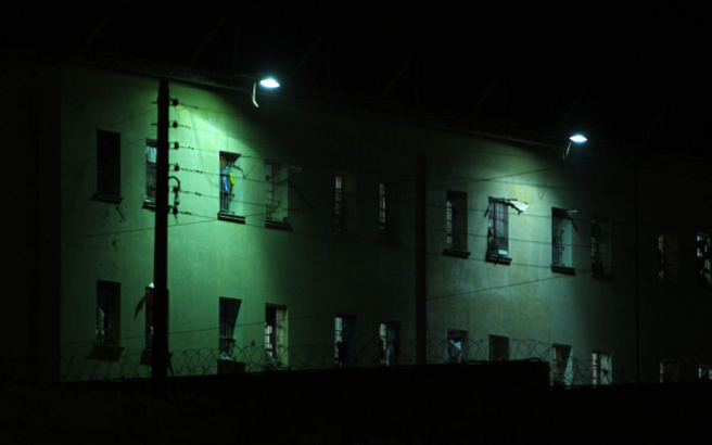 Αποκαταστάθηκε πλήρως η τάξη στις φυλακές Κορυδαλλού