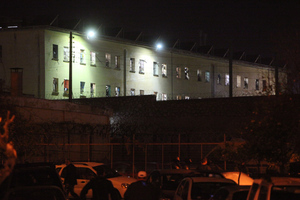 «Διαμαρτυρόμαστε για τις άθλιες συνθήκες κράτησης»