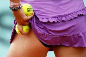 Τένις... backstage