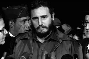 Στο φως χαμένη συνέντευξη του Φιντέλ Κάστρο