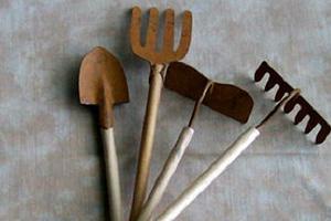 Πώς να βγάλετε τη σκουριά από τα εργαλεία