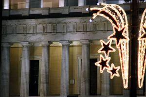 Η Χριστουγεννιάτικη Αθήνας της... κρίσης