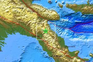 Σεισμός 7,3 Ρίχτερ στην Παπούα Νέα Γουινέα