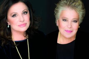 Δύο κυρίες της ελληνικής μουσικής στο Θέατρο Βράχων