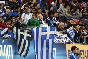 Μικρότερη η ελληνική εξέδρα στο Euro