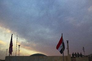 Παραδόθηκε και η τελευταία στρατιωτική βάση στο Ιράκ