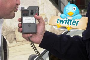 Το twitter «σώζει» όσους έχουν πιει!
