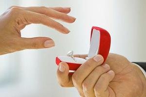 Το μέγεθος του μονόπετρου επηρεάζει τη διάρκεια του γάμου