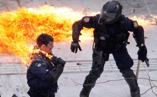 Τα γεγονότα που συγκλόνισαν την Ελλάδα