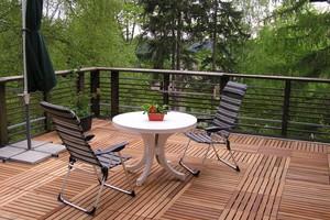 Γυαλίστε τα έπιπλα κήπου ή βεράντας με οικολογικό τρόπο