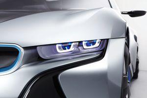Τα νέα λέιζερ φώτα της BMW