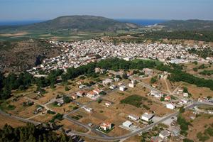 Βιομηχανική περιοχή στη βόρεια Εύβοια