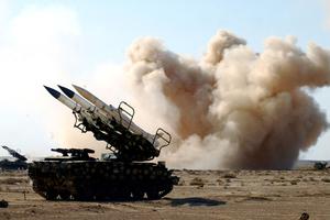 Επίδειξη δύναμης από το Ιράν