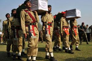 Εικοσιτέσσερις νεκροί στρατιώτες... κατά λάθος