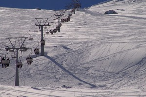 Έκαναν snowboard στον Παρνασσό και χάθηκαν