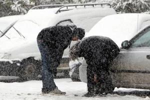 Κρύο και χιόνια στη Βόρεια Ελλάδα