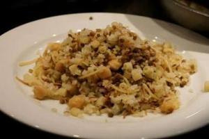 Kushari, το εθνικό πιάτο της Αιγύπτου