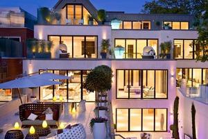 Αυξάνονται συνεχώς οι τιμές πολυτελών κατοικιών στο Λονδίνο