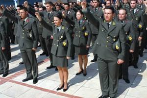 Στρατιωτικές σχολές και προϋποθέσεις εισαγωγής