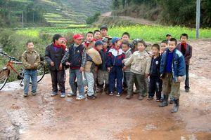 Μαζική δηλητηρίαση παιδιών στην Κίνα