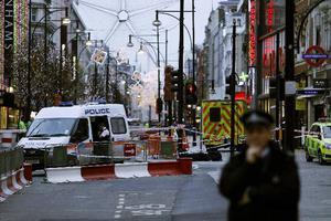 Μαχαίρωσαν 18χρονο στο κέντρο του Λονδίνου!
