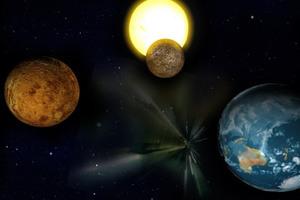 Το αστρονομικό φαινόμενο του 2012