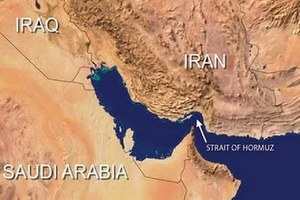 Με «μπλόκο» στα στενά του Ορμούζ προειδοποιεί το Ιράν