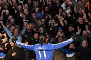 Τα πέντε καλύτερα γκολ του Didier Drogba