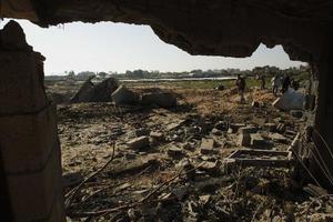 Επίθεση της Χαμάς στη Γάζα