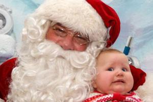 Ο Άγιος Βασίλης είναι φυσιολογικό να εμπνέει φόβο στα παιδιά